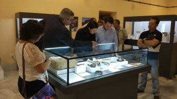 La Junta de Andalucía muestra su apoyo al yacimiento arqueológico del Cerro de la Merced
