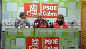 El PSOE llevará al Pleno el cierre de las oficinas liquidadoras y la financiación de los proyectos de Igualdad contra la Violencia de Género