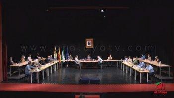 Celebrada la sesión plenaria correspondiente al mes de septiembre