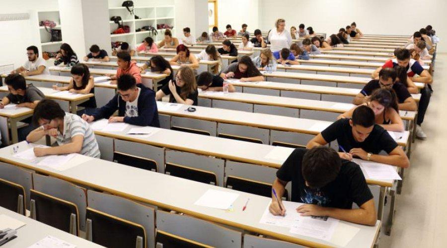 Los exámenes de acceso a la universidad en Andalucía serán del 16 al 18 de junio de 2020