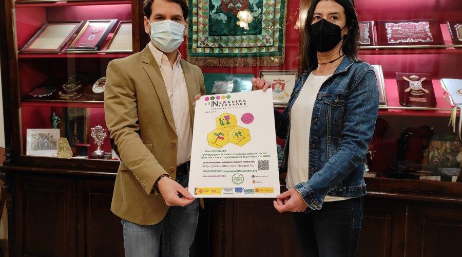 """COCEDER y el Ayuntamiento de Cabra ponen en marcha el proyecto """"Itinerarios integrados para luchar contra la despoblación"""" en la zona de la Subbética Cordobesa"""